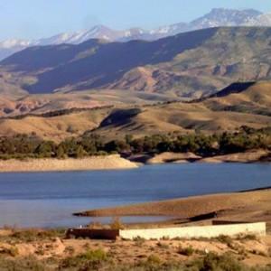Paysage Maroc - Excursion Nomad'Attitude