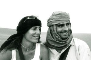 Xavier et Vanessa responsables de circuits au Maroc